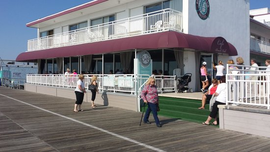 Cafe Beach Club Ocean City Menu Prices Restaurant Reviews Tripadvisor