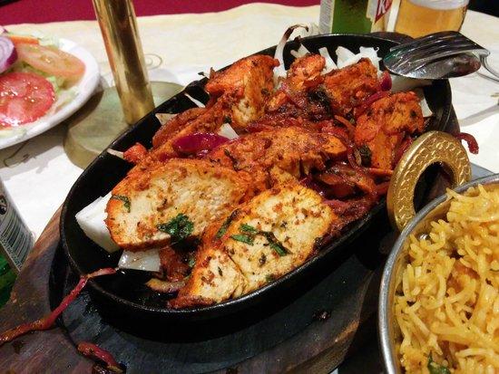 Koh-i-Noor: Chicken tikka