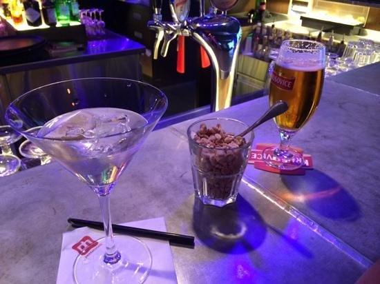 pentahotel Prague: the bar