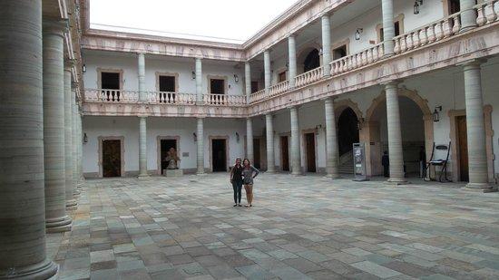 Alhondiga de Granaditas : Interior, general