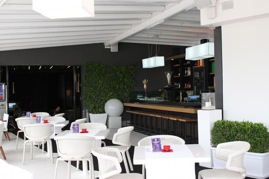 Boscolo Milano, Autograph Collection : Roof bar with great views!