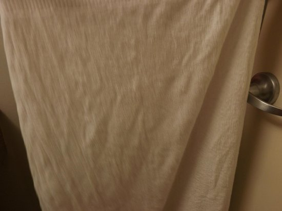 Courtyard Fort Lauderdale SW/Miramar: one towel out of them all was wrinkled and had a stain....