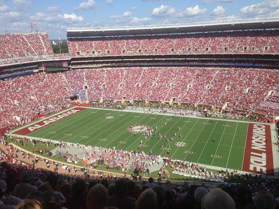 Bryant Denny Stadium: Alabama Roll Tide