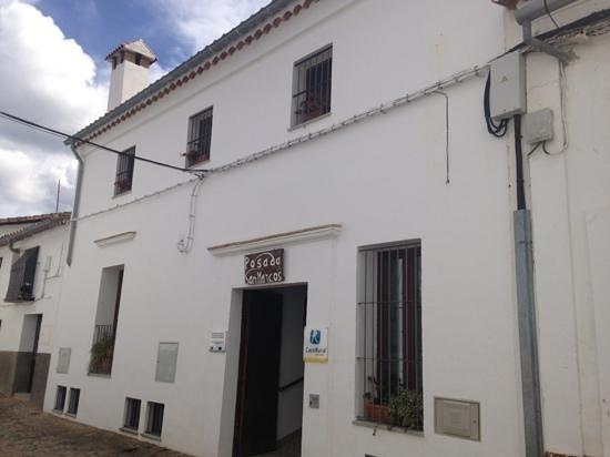 La Posada de San Marcos: the front view doesnt to it justice