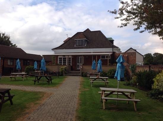 The Swan Motel: restaurant