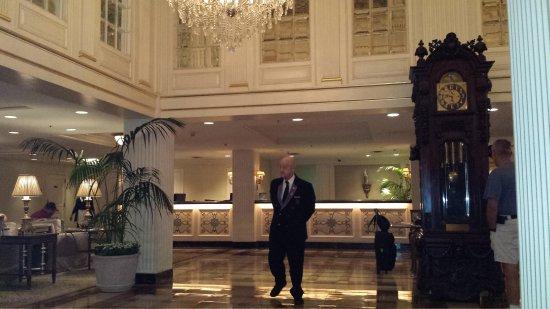 Hotel Monteleone : Lobby