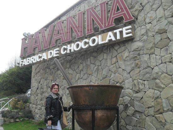 """Havanna Museo del Chocolate : """"Boas compras"""""""