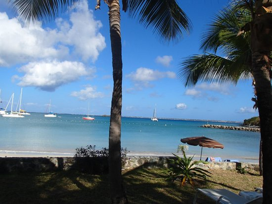 Hotel Riu Palace St Martin : Beach