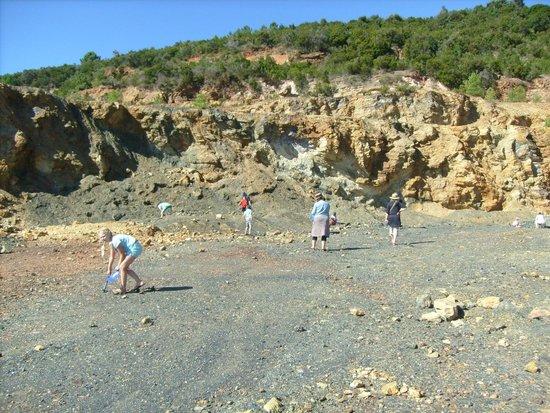 Parco Minerario dell'Isola d'Elba : Valle del Giove
