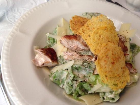 Neiburgs Restaurant: Salat