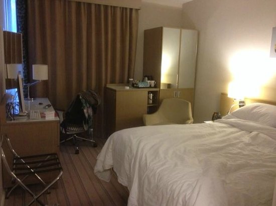 Hilton Garden Inn Bristol City Centre: Queen evolution room