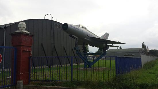 Photo of Kbely Aviation Museum taken with TripAdvisor City Guides