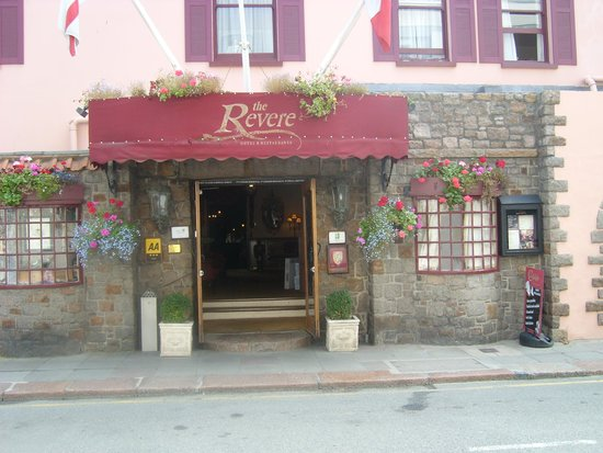 The Revere Hotel : lovely hotel so worth a visit