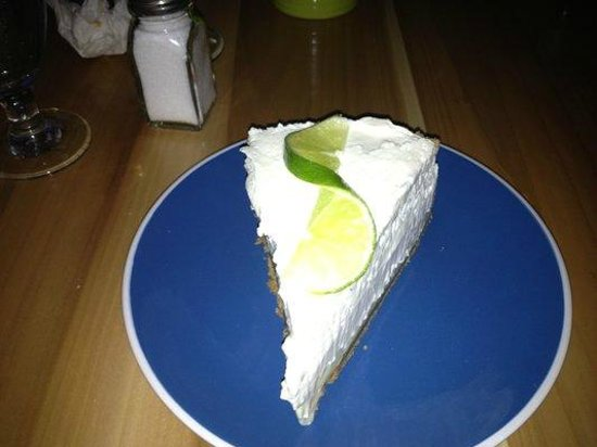 Reel Seafood Grill: Authentic Key Lime Pie