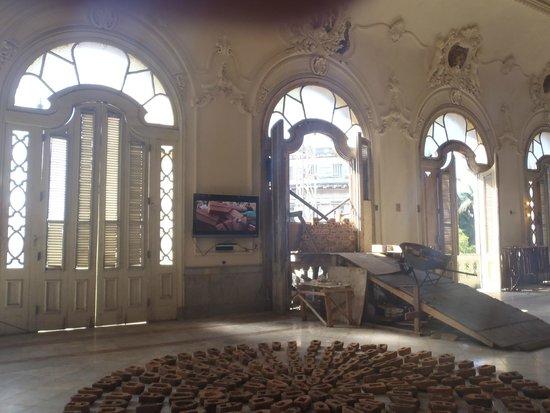 Gran Teatro de La Habana: Interior2