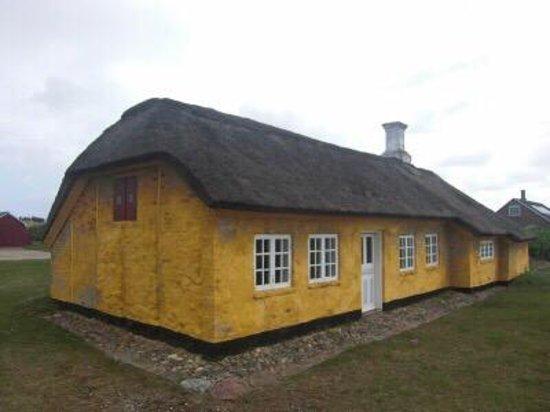 Vestervig, Denmark: Fiskerhuset Agger