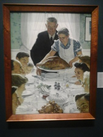 Norman Rockwell Museum: Post Cover