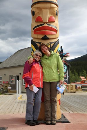 Northern Lights Resort & Spa: Andrea and Helen