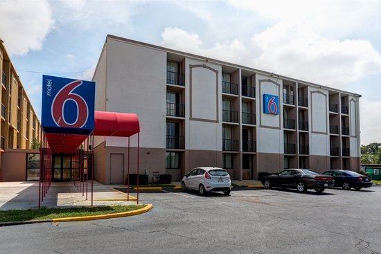 田納西傑克遜 6 號汽車旅館