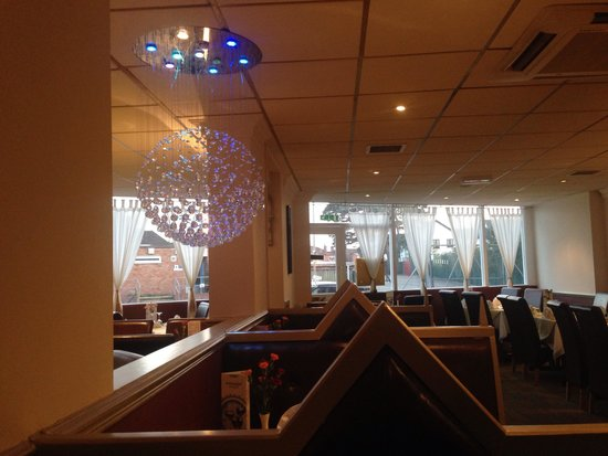 Moonlight Indian Cuisine: The calm before the storm