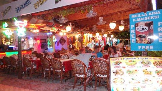 Zorro Restaurant