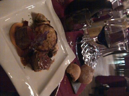 Relais Louis XI - hotel : restaurant