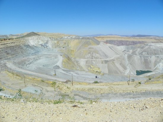 Asarco Mineral Discovery Center: Mission Mine