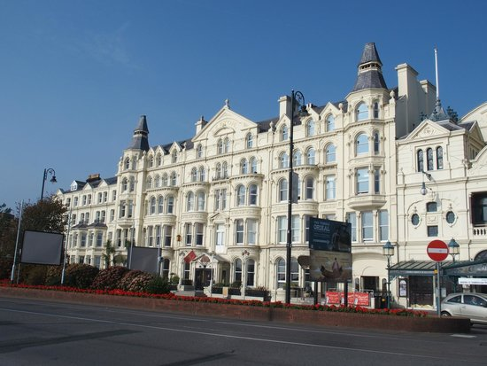 Sefton Hotel: Exterior view of the Sefton