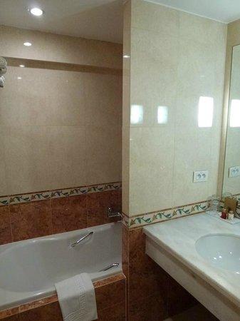 Academie Hotel : Bathroom