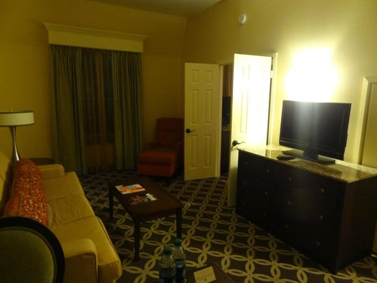 DoubleTree Suites by Hilton Hotel Atlanta - Galleria: Living room.