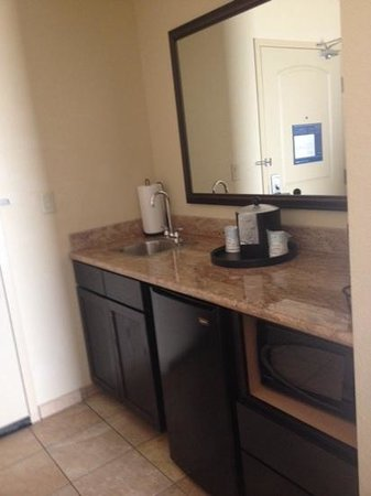 Hampton Inn & Suites New Braunfels: Room - entry