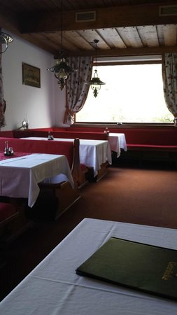Active Hotel Wildkogel: Zum Frühstück- und Abendessen