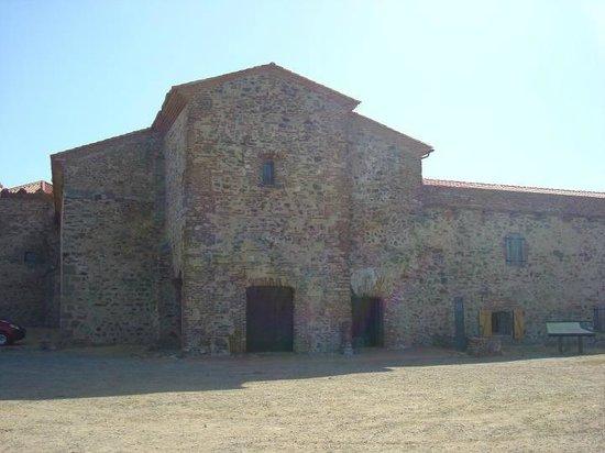 Calera de Leon, Spain: Monasterio de Tentudia