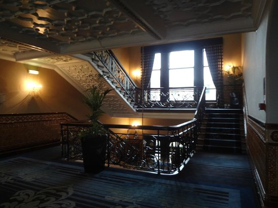 Royal Station Hotel : Beautiful Victorian features