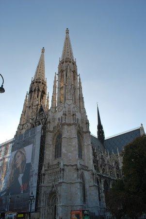 Votivkirche: 教会