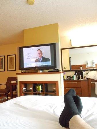 Hyatt Place Greensboro: comfortable rooms