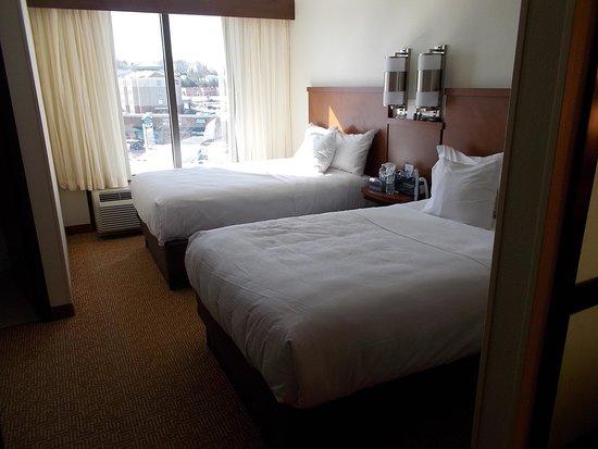 Hyatt Place Greensboro: clean rooms