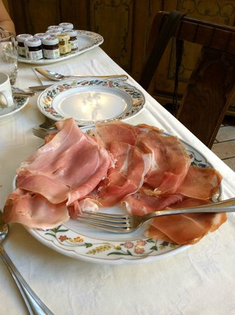 Hotel Bramante : Breakfast every day.