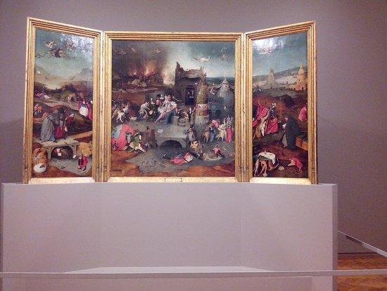 National Museum of Ancient Art: Tentações de Santo Antão de Hieronymus Bosch