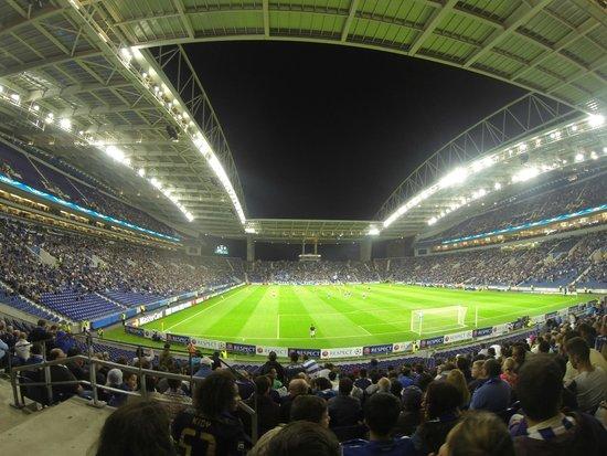 Estádio do Dragão : Vista Bancada Norte