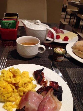 WORLDHOTEL Cristoforo Colombo : Frühstück war gut