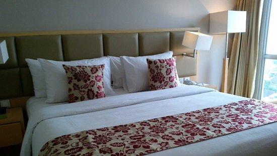 Star Hotel Semarang: Bedroom