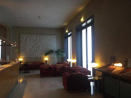 Hotel Nuova Grosseto: Lobby