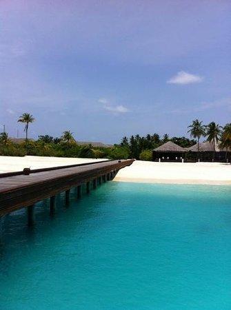 Zitahli Resorts & Spa Maldives Dholhiyadhoo: die insel