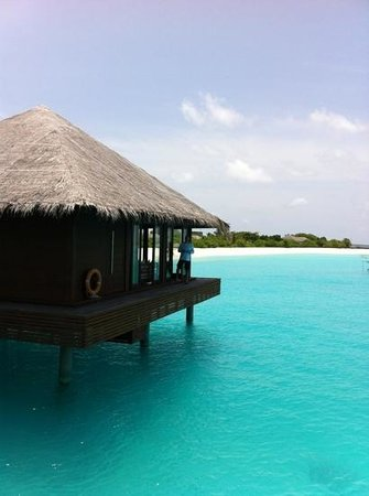 Zitahli Resorts & Spa Maldives Dholhiyadhoo: ankunft