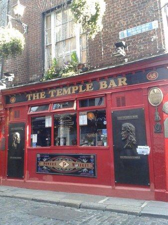 Parliament Hotel: Temple Bar