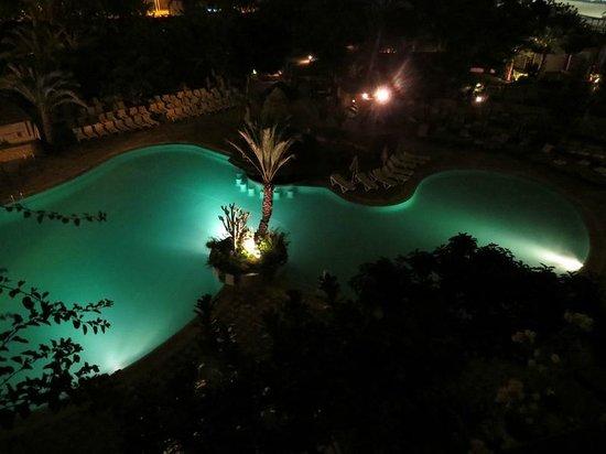 Hotel Riu Tikida Beach : Picsine