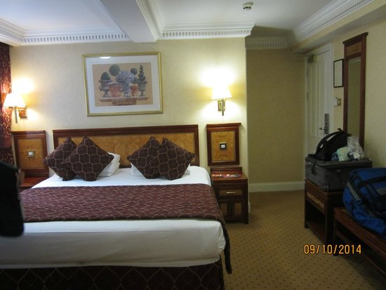 Grange Clarendon Hotel : Hotel Room