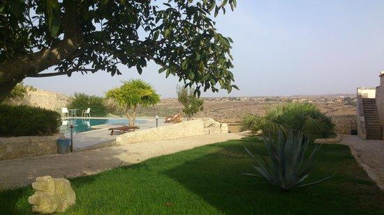 Relais Cimilla, la terrazza della piscina. - Picture of Relais ...