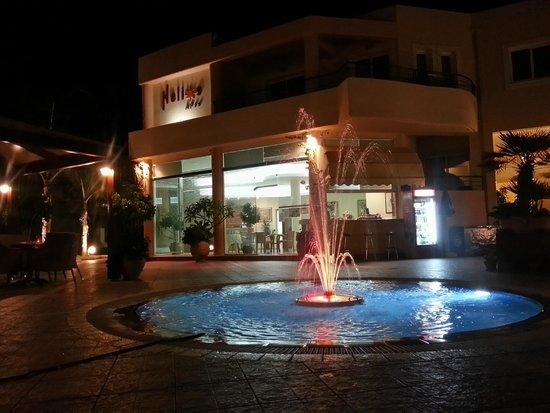 Helios Apartments: мини бассейн